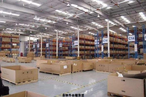 廣州惠州閣樓貨架案例