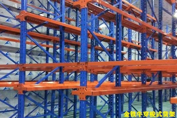 安海閣樓式貨架案例