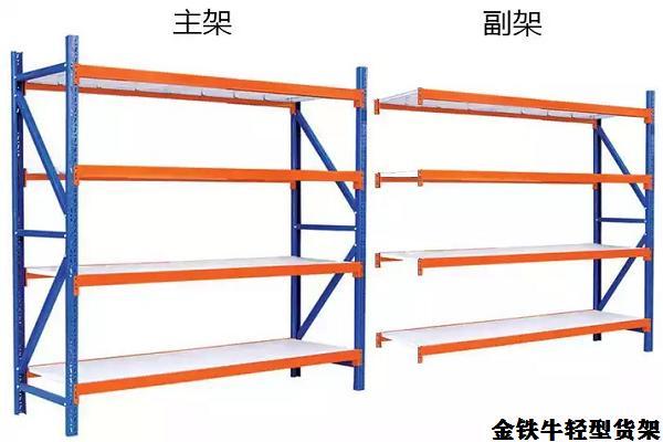黃江閣樓式貨架案例