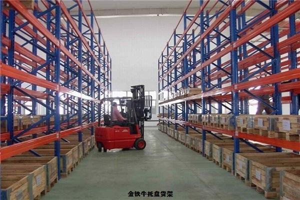 廣州白云閣樓式貨架案例